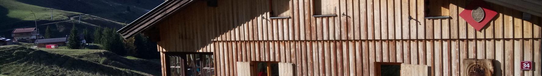 Kastanienessen auf der Hütte