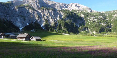 Bergtour Steirische- und Lungauer Kalkspitzen